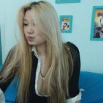 Hot cam girl AsianLoveForYou