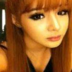 Hot cam girl AyaTS